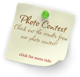 Photo Contest! Click here for more information!